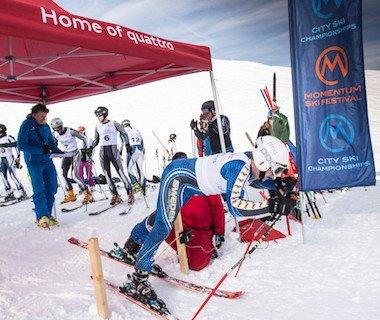 Saturday Paddock and Apres Ski