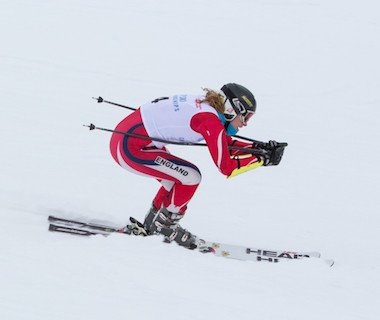 Saturday Individual Giant Slalom