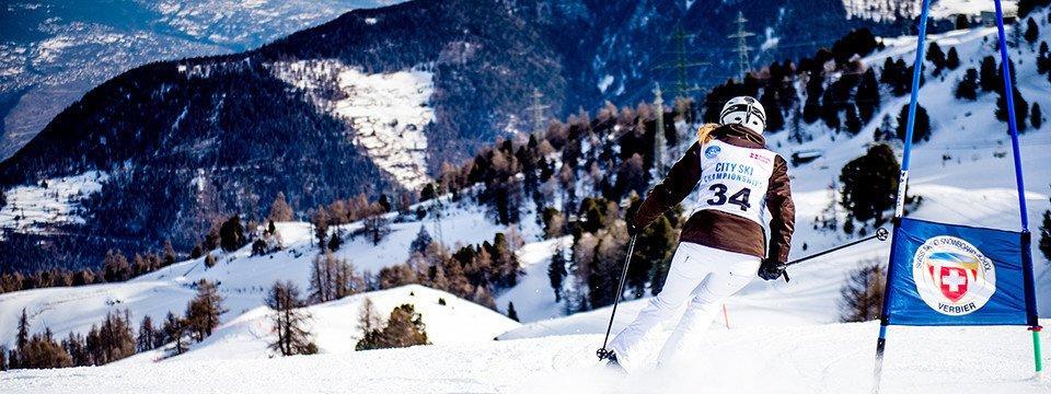 City Ski Championships Racing Results