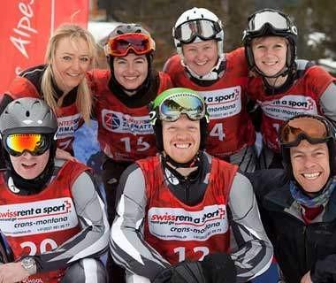 City Ski Championships 2012 | Momentum