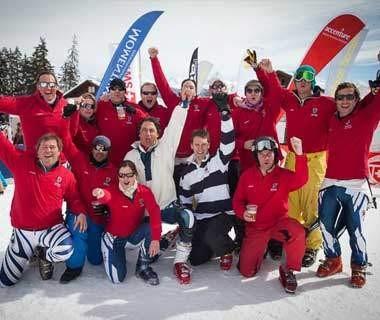City Ski Championships 2013 | Momentum