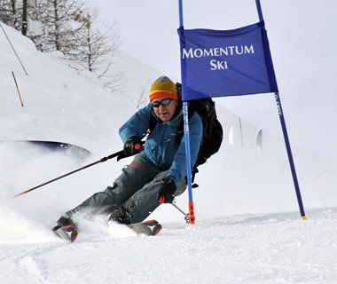 Giant Slalom Race Photos